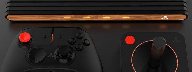 Atari VCS in pre-ordine dal 30 maggio su Indiegogo