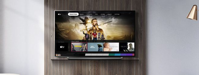Apple TV sbarca su alcune smart TV LG