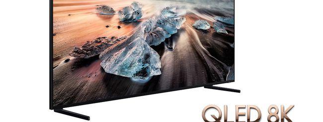 IFA 2018: Samsung TV 8K, 4 volte più pixel del 4K