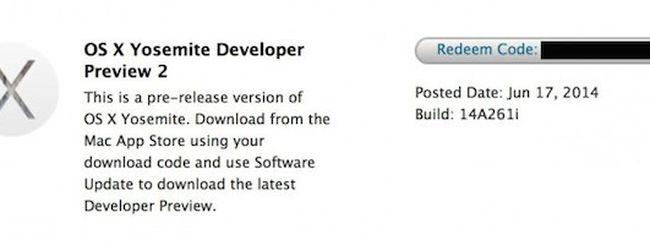 OS X 10.10 Yosemite Beta 2: Photo Booth, Redesign di Time Machine e molto altro