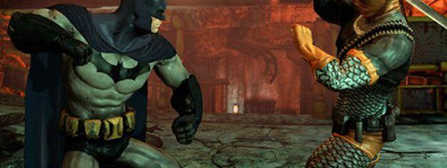 Batman: Arkham City Lockdown sull'App Store
