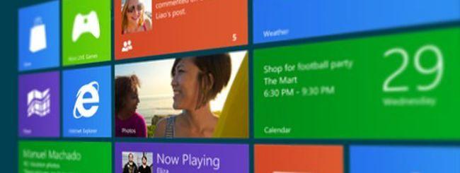 Windows 8: navigazione sicura per i minori