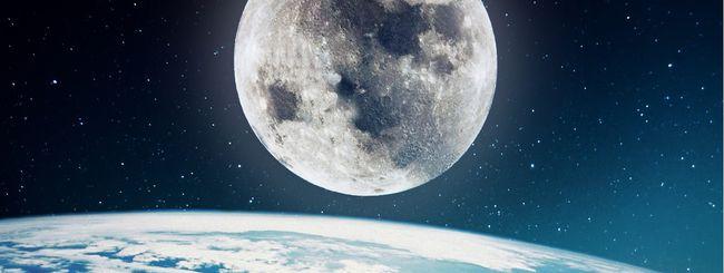 Europa sulla Luna: gli astronauti si preparano
