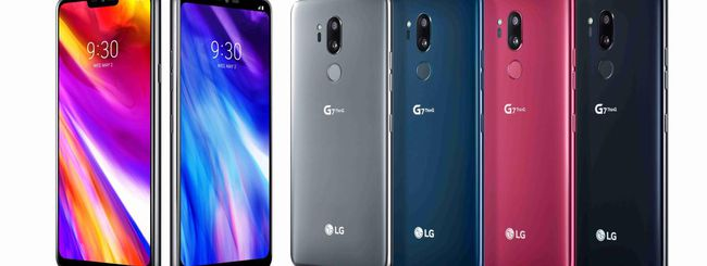 LG G7 ThinQ, iniziato il roll out di Android 9 Pie