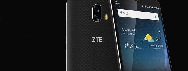 ZTE, ban negli USA: potrebbe anche perdere Android