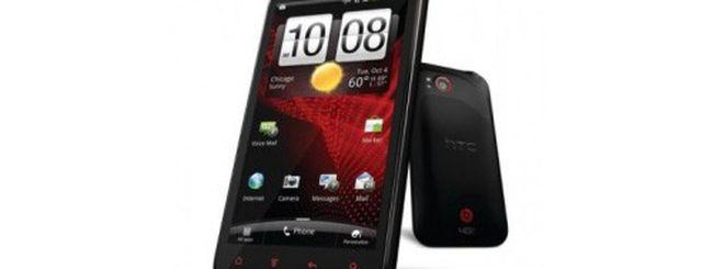 HTC Rezound: smartphone da 4,3 pollici pronto per Android 4.0