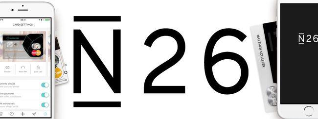 N26 lancia N26 Smart, il suo nuovo conto digitale premium