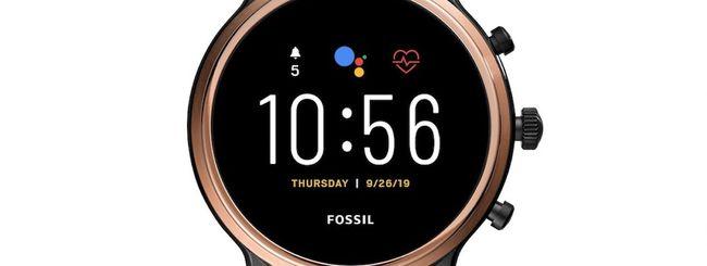 Fossil lancia la nuova generazione di smartwatch