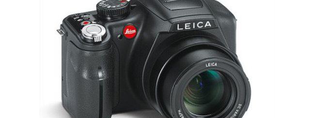 Leica V-Lux 3, nuova superzoom da 12 Megapixel