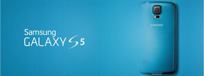 Samsung Galaxy S5 arriva in due varianti