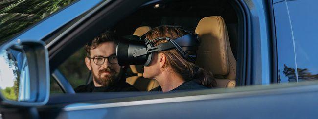 Volvo e Varjo portano la mixed reality alla guida