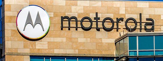 Motorola One Power, prima immagine reale