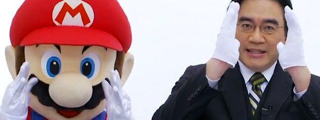 Nintendo apre ai dispositivi mobile (update)