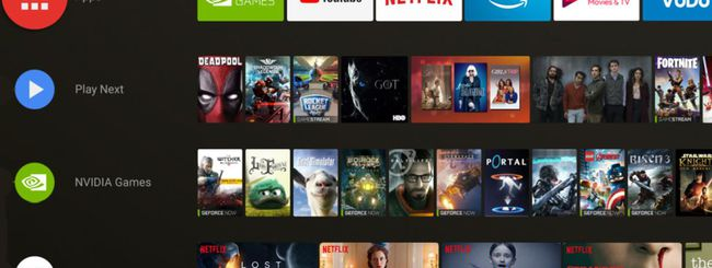 NVIDIA SHIELD TV, problemi con Android 8.0 Oreo