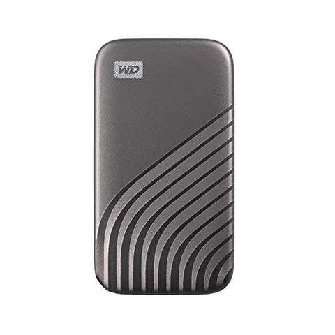 WD 2TB My Passport SSD portatile