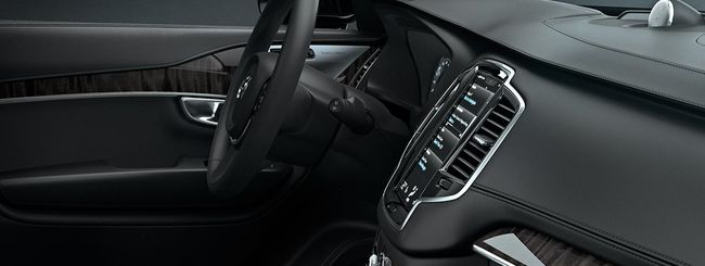 Volvo XC90: è tutto in un touchscreen