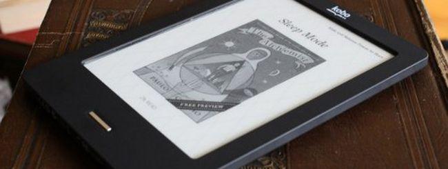 Kobo Touch esce in Italia per sfidare Kindle