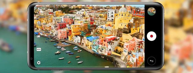 LG V30, smartphone per videomaker