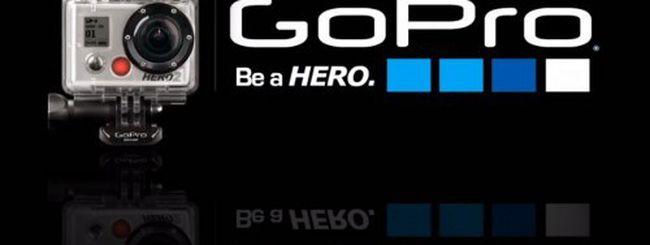 GoPro HD HERO 2, nuovo aggiornamento firmware