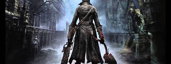 Bloodborne 2 appare e poi scompare su Amazon