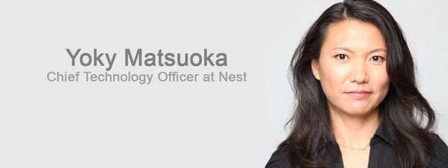 Yoky Matsuoka lascia Apple e torna a Nest