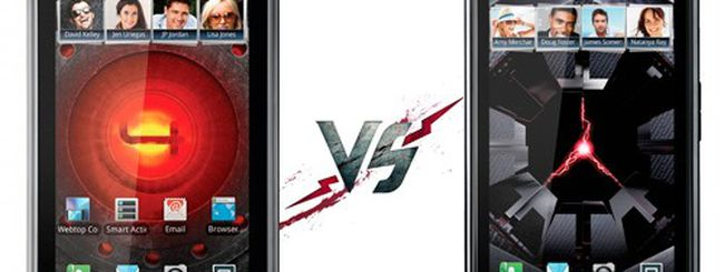 Motorola Droid 4 vs. Motorola Droid RAZR
