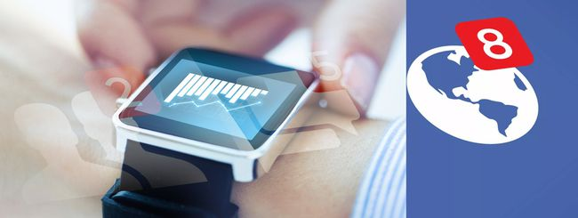 Facebook al lavoro su un dispositivo simile a Apple Watch?