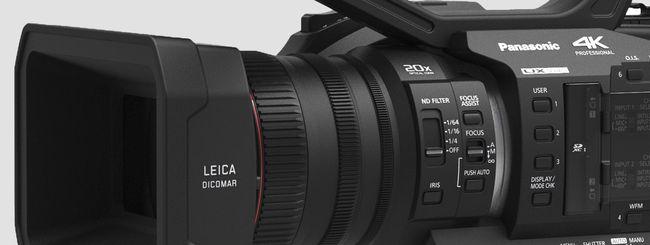 NAB 2016: le nuove telecamere 4K di Panasonic