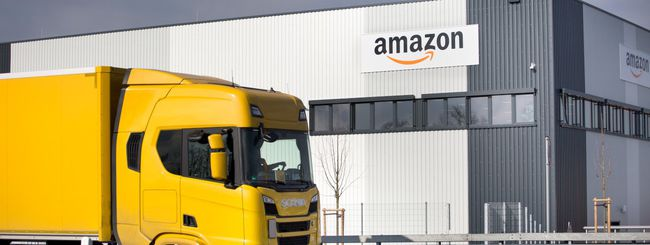 Amazon dà priorità ai beni di prima necessità