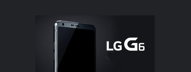 LG G6, batteria non rimovibile e Google Assistant