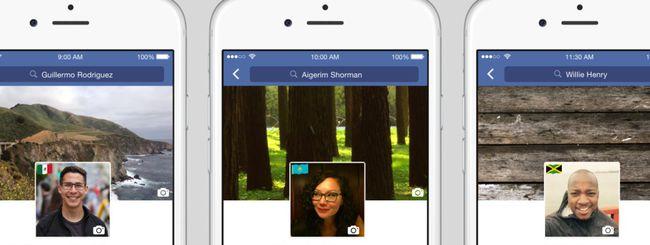 Facebook, bandiere delle nazioni nei profili