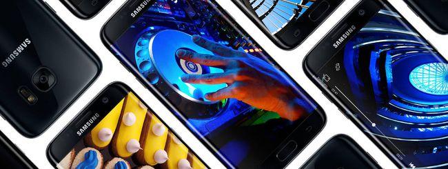 Samsung Galaxy S7: preordini e prezzi in Italia