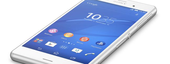 Sony Xperia Z3, Compact e Tablet in preordine
