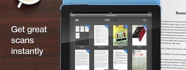 Readdle Scanner Pro diventa App della Settimana, e ora è gratis!