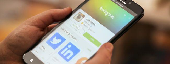 Instagram informerà del tempo speso nell'app