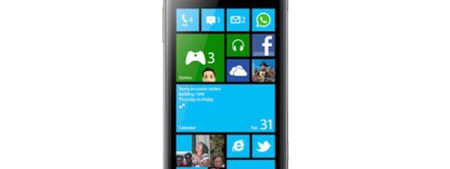Samsung Ativ S, primo smartphone Windows Phone 8