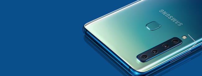 Samsung lancia il Galaxy A9 con quattro fotocamere