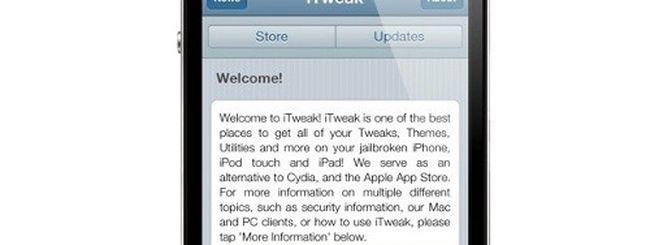 Jailbreak: iTweakStore, l'alternativa a Cydia