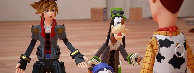 Kingdom Hearts 3, ecco il filmato di apertura