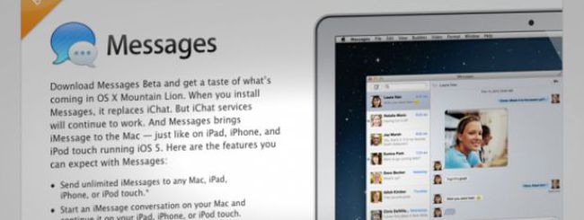 Messages beta: la nostra prova
