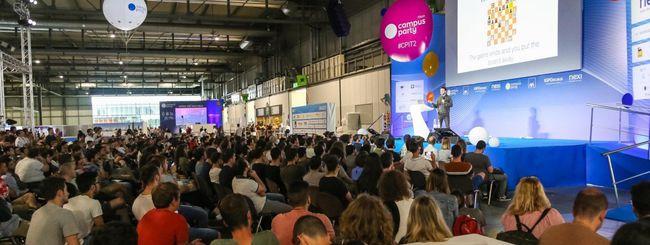 Campus Party, oltre 250 speaker