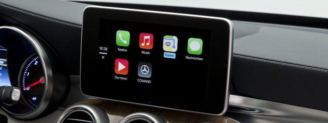 Anche Google e MirrorLink sulle auto Mercedes