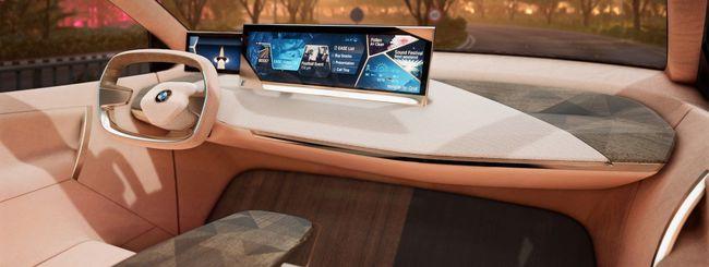 CES 2019, BMW propone la guida virtuale