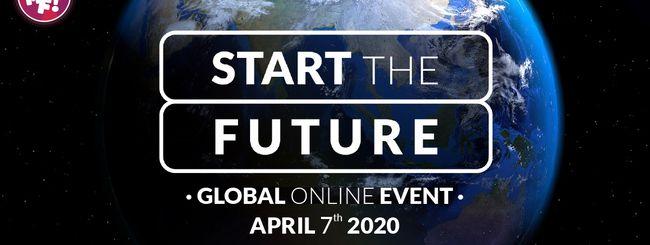 Start the Future, evento globale per affrontare il COVID-19