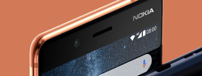 Nokia 8 parte dell'Android Enterprise Recommended