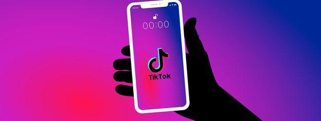 TikTok: i profili degli under 16 diventano privati
