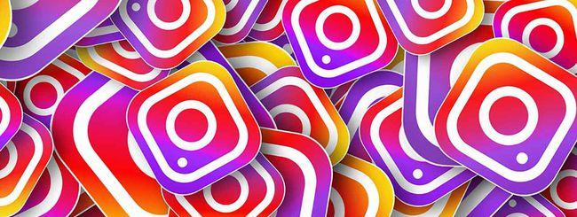 Instagram, novità per accedere a più account