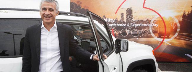 Vodafone, il 5G migliora la sicurezza sulle strade