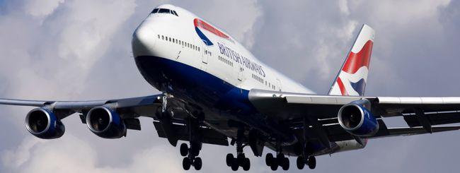 British Airways, attacco hacker: colpiti i clienti