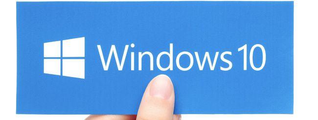 Windows 10 build 10586.104: correttivi e bug fix